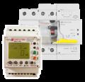 Дифференциальная и магнитотермическая защита с обратным подключением
