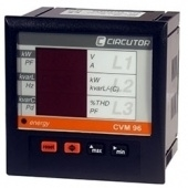 Анализатор электроэнергии CVM NRG96-MC-ITF-RS485-C2 (M51J11) Circutor